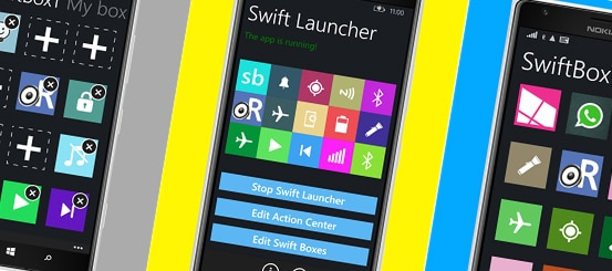 Swift Launcher 2
