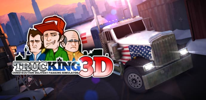 Trucking 3D Game Troppers