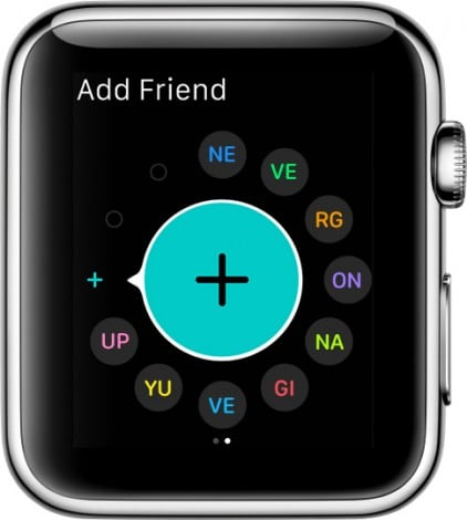 Apple Watch rickroll