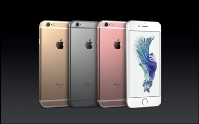 Apple iPhone 6s iPhone 6s Plus presentazione