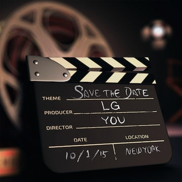 Evento LG - Save the date