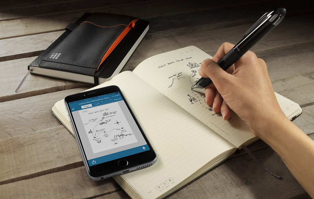 Moleskine Livescribe 3 bundle