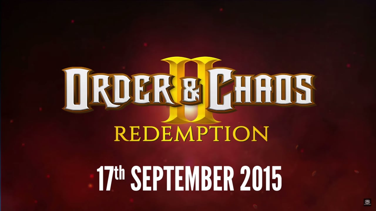 Order & Chaos 2 Redemption