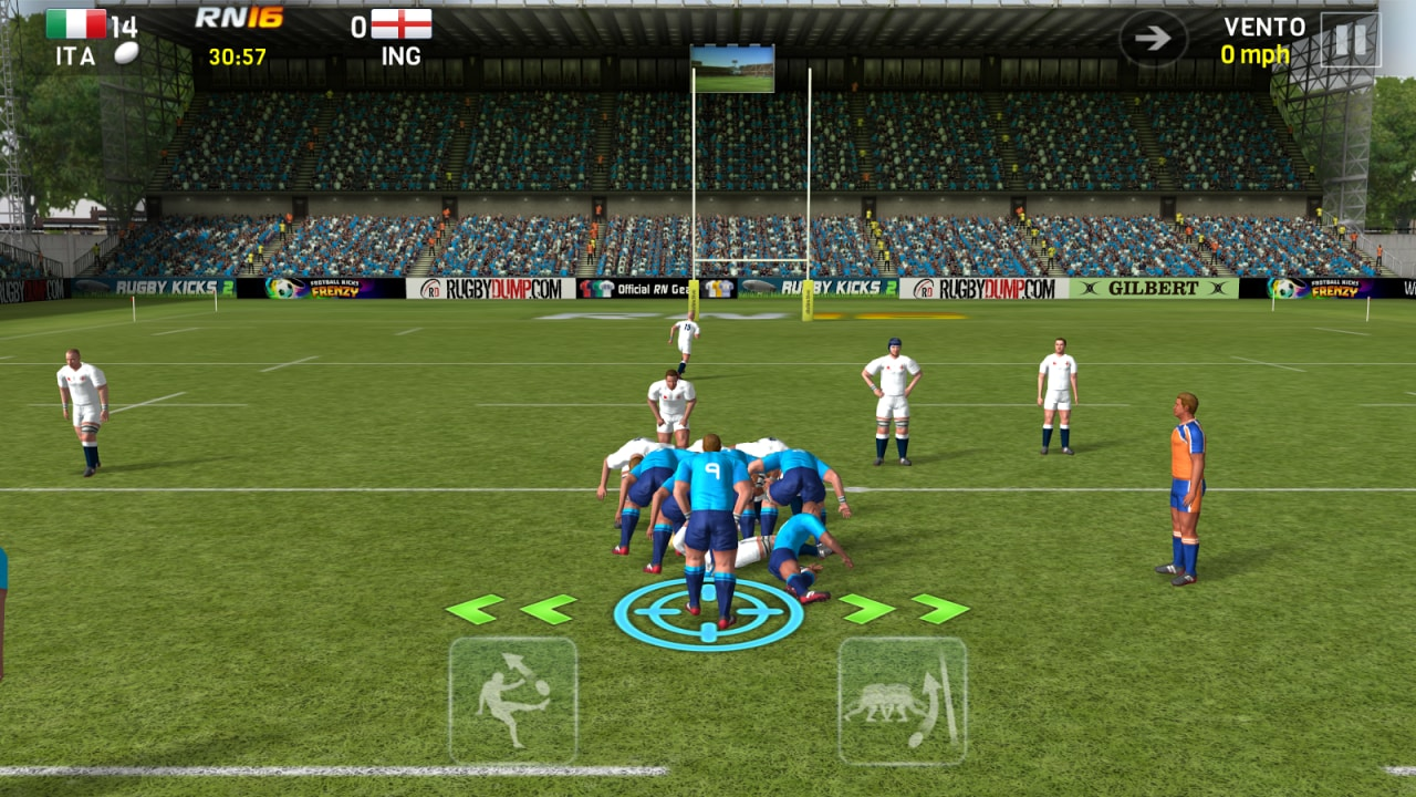 Rugby Nations 16 disponibile per Android e iOS!