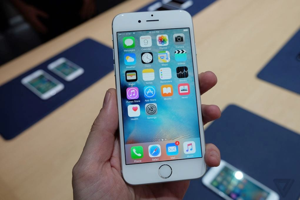hands-on iphone 6s e 6s plus - 1