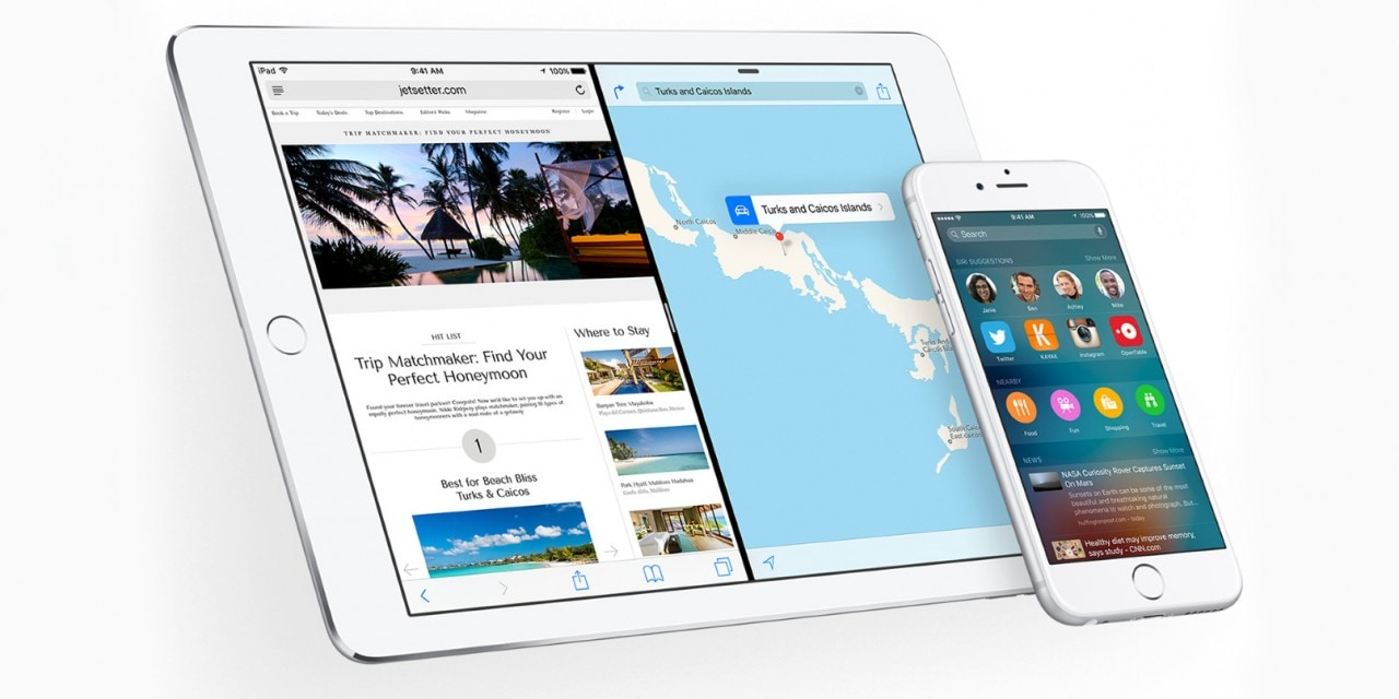 iOS 9 final iPhone iPad