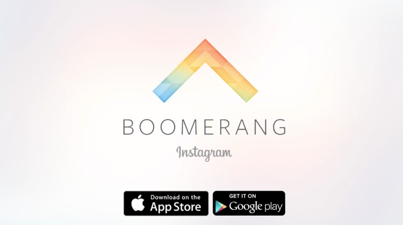 Boomerang Instagram Android iOS