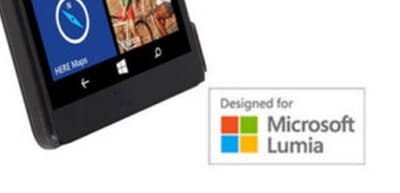 Designed for Microsoft Lumia - 3
