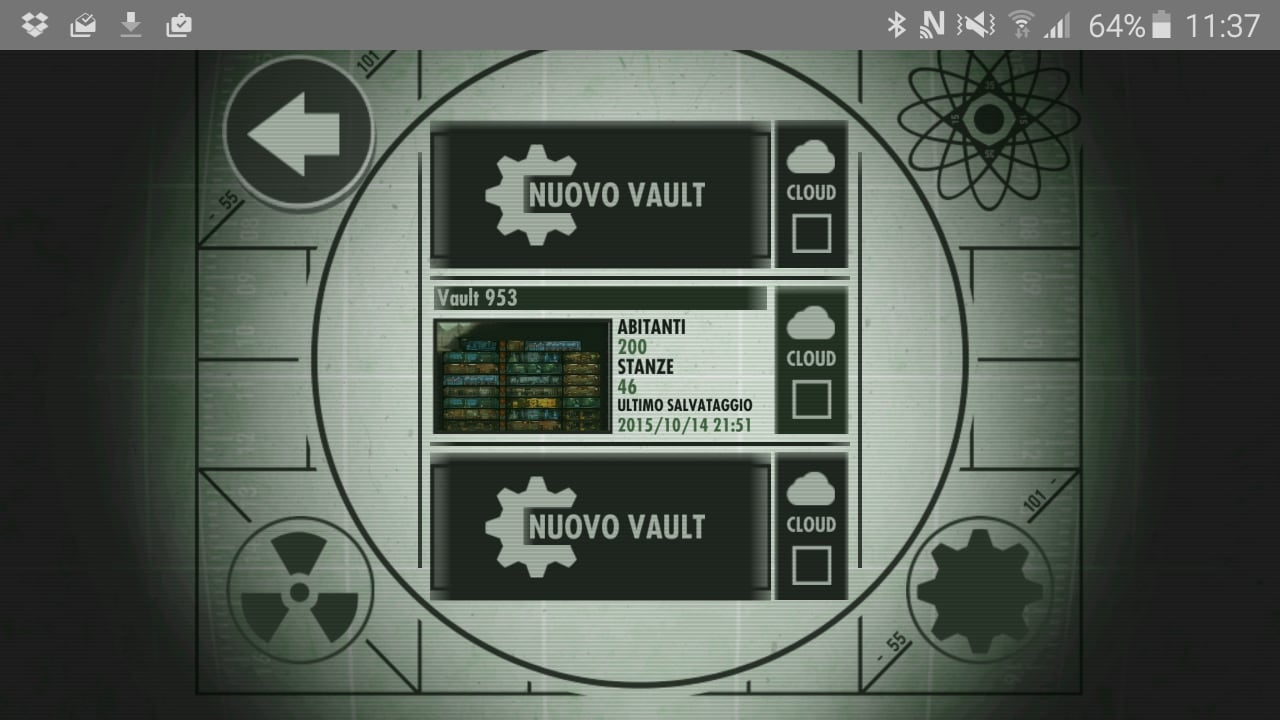 Fallout Shelter Cloud Saving Android - 1