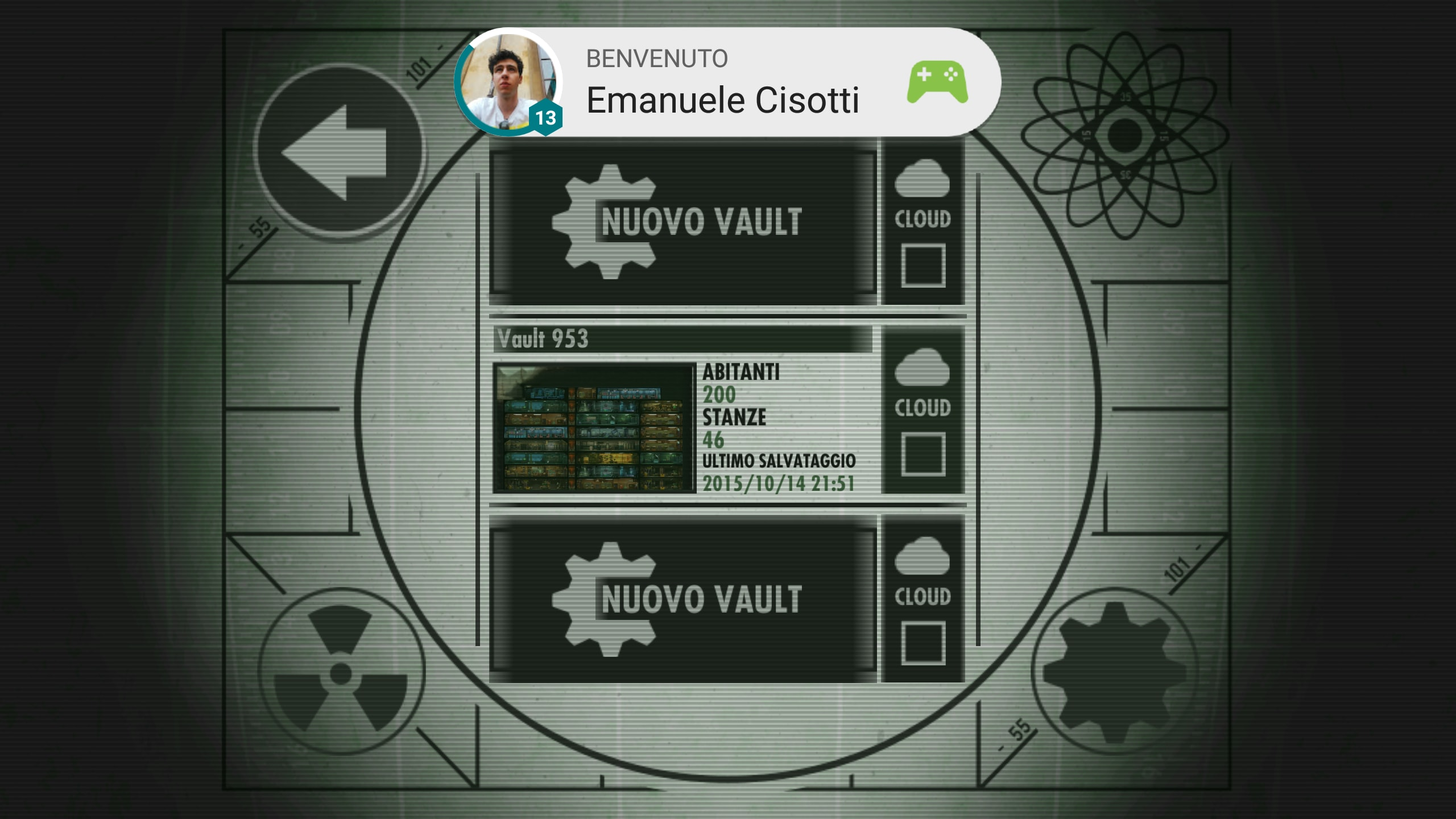 Fallout Shelter Cloud Saving Android – 2