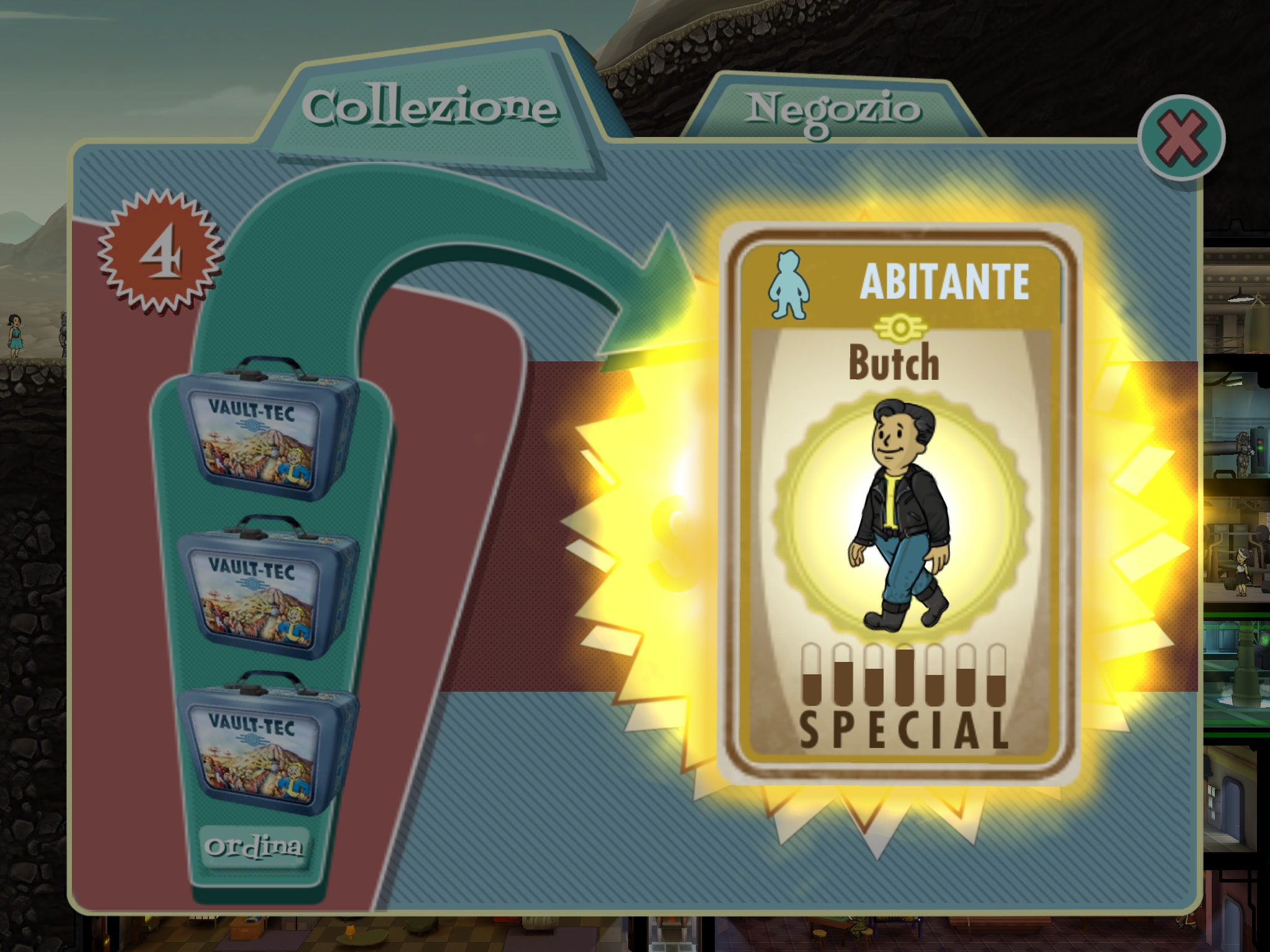 Fallout Shelter iOS update – 4