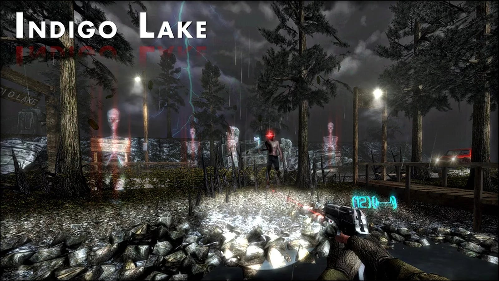 Indigo Lake screenshot – 5