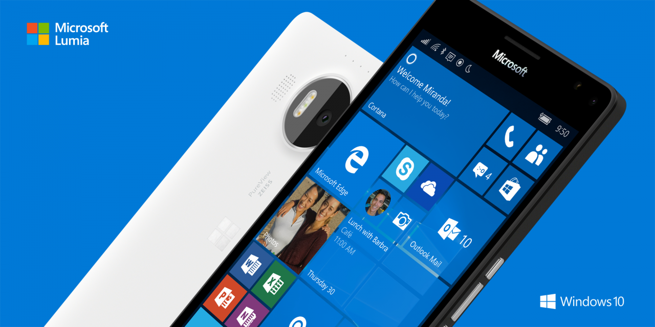 Microsoft Lumia 950 XL final