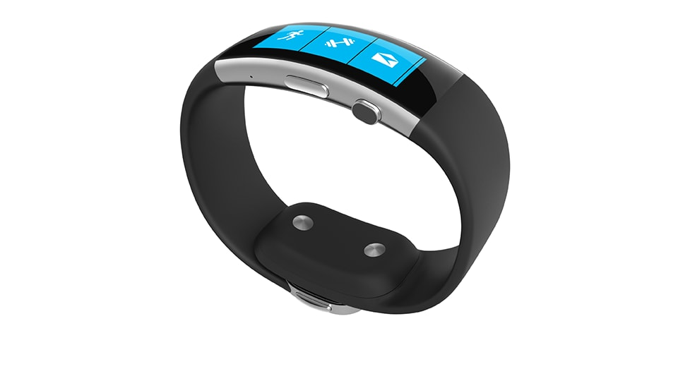 Microsoft band 2 render final