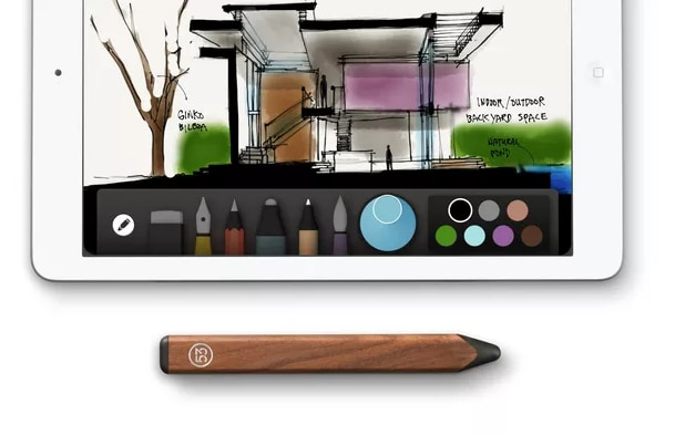 OneNote iPad Pencil FiftyThree
