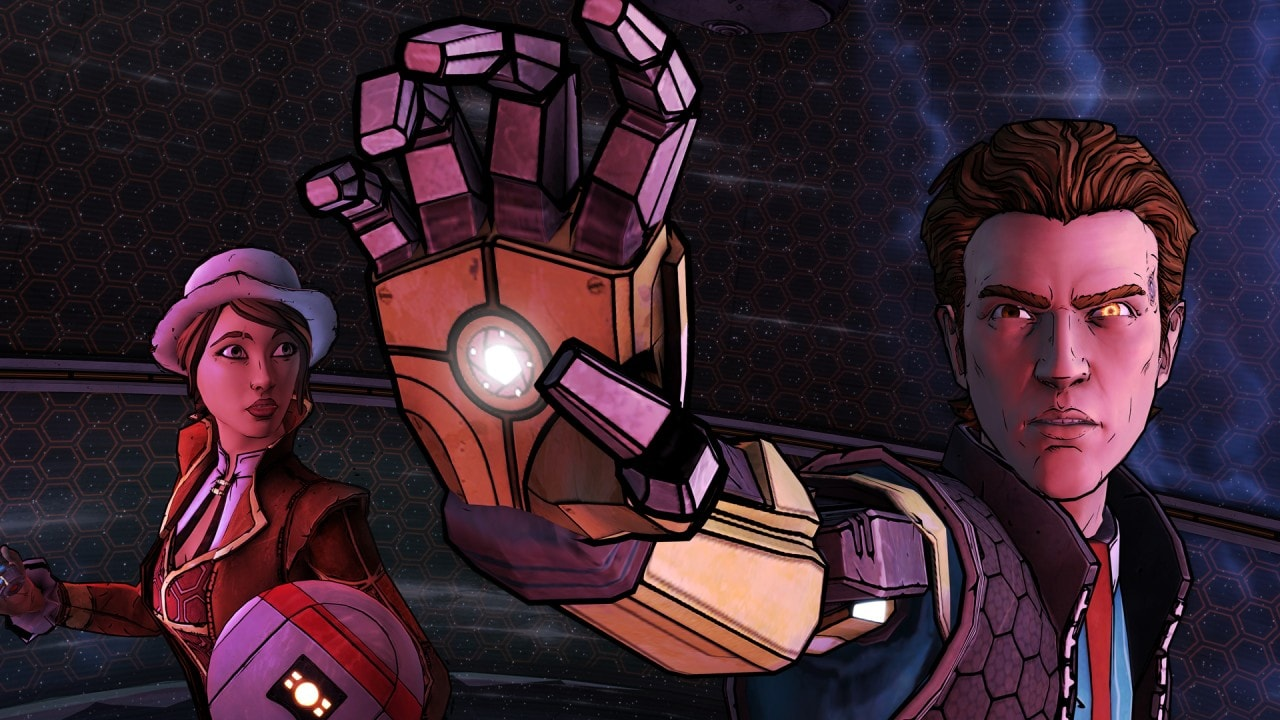 Tales from the Borderlands -