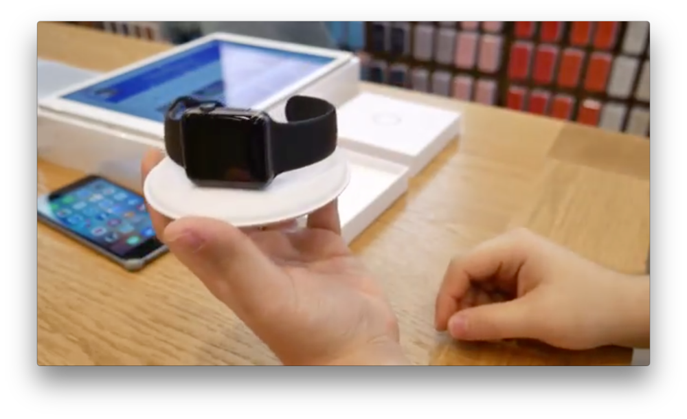 Apple Watch dock - 4