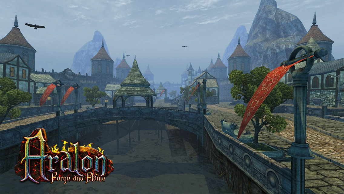 Aralon: Forge and Flame si mostra in uno spettacolare teaser trailer