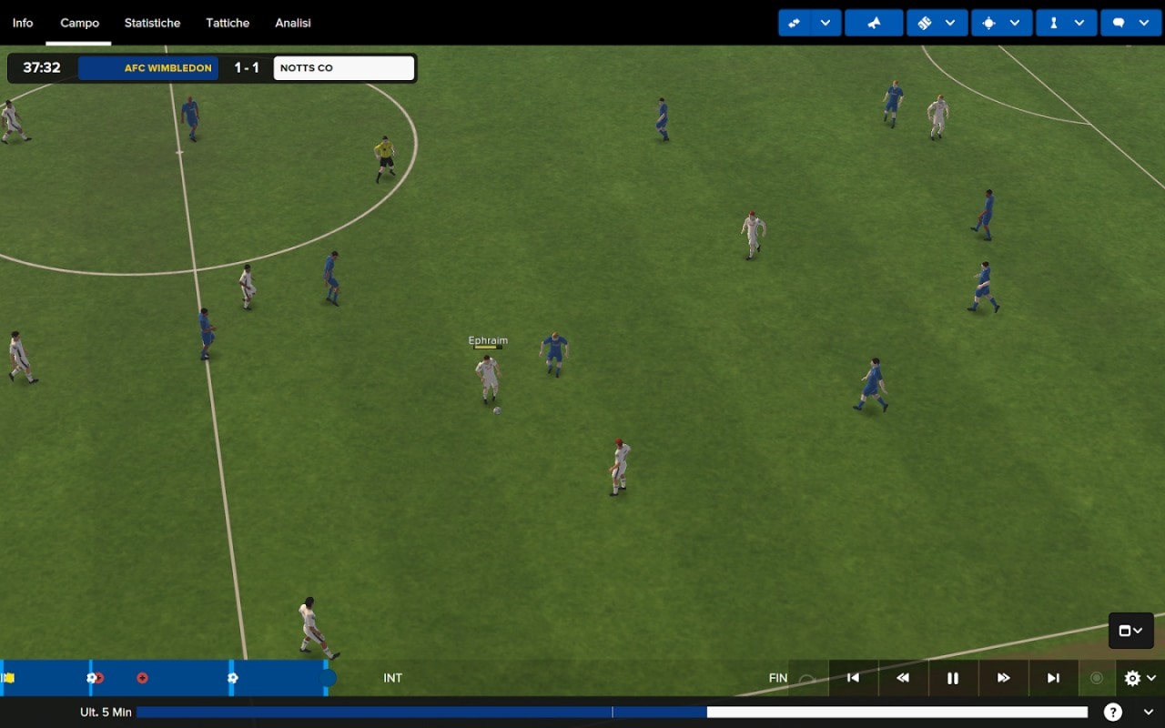 Football Manager Touch 2016 - 8