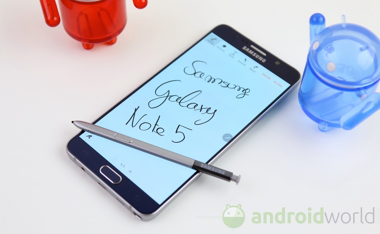 Samsung Galaxy Note 5 - 9
