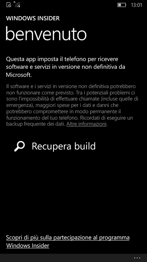 Scaricare lingue Windows 10 Mobile – 1