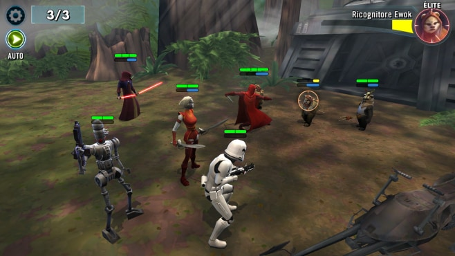 Star Wars Galaxy of Heroes (2)