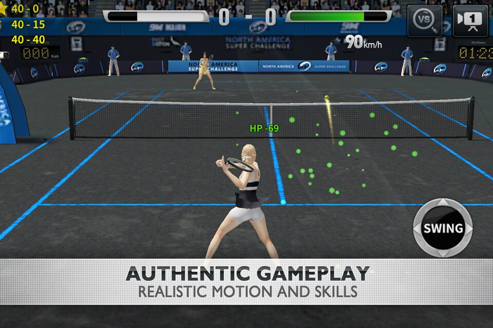 Ultimate Tennis - 1