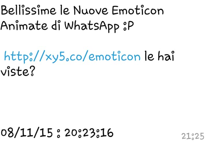 emoticon animate whatsapp