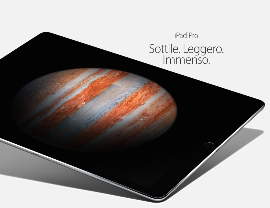 ipad pro disponibile