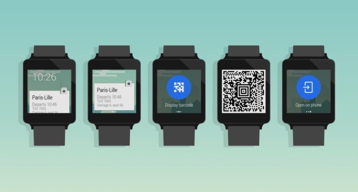 Android Wear viaggi final