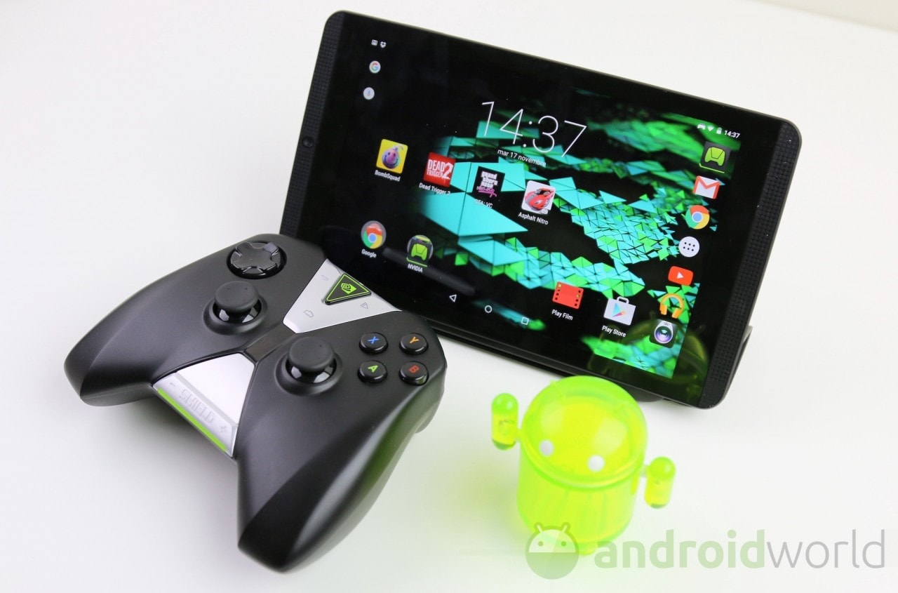 Controller NVIDIA Shield Tablet K1 - 4