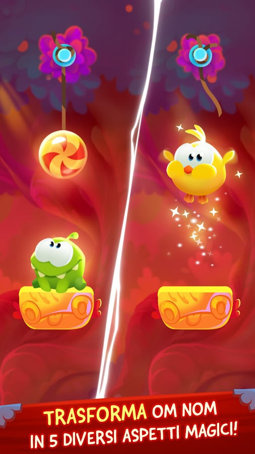 Cut the Rope Magic - 1