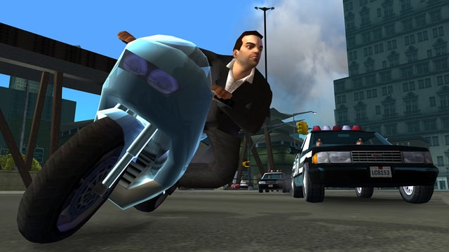 Grand Theft Auto Liberty City Stories - 5