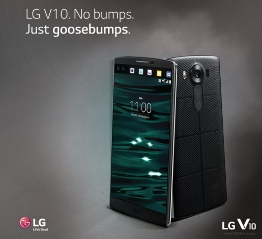 LG V10 Apple Smart Battery Case