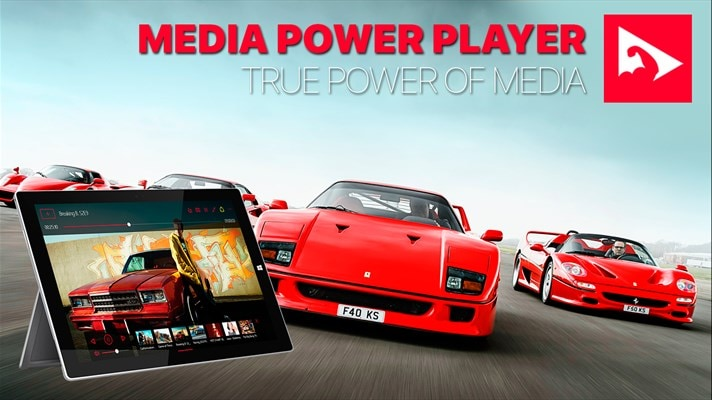 Media Power Player Windows 10