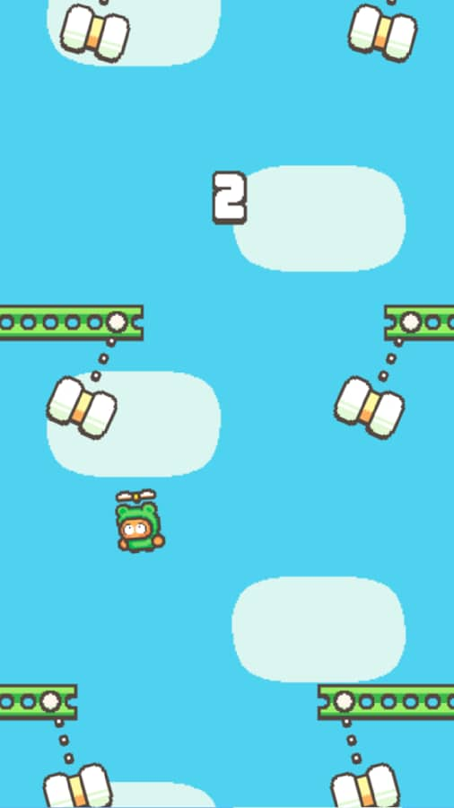 Swing Copter 2 - 2