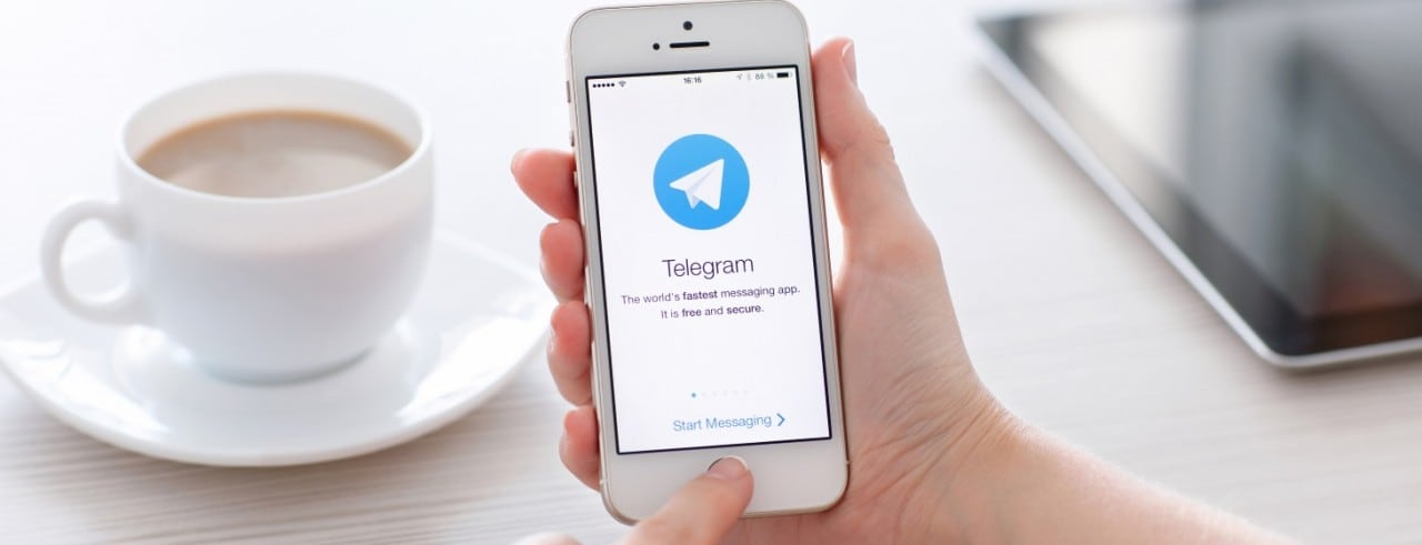 Telegram final tazza