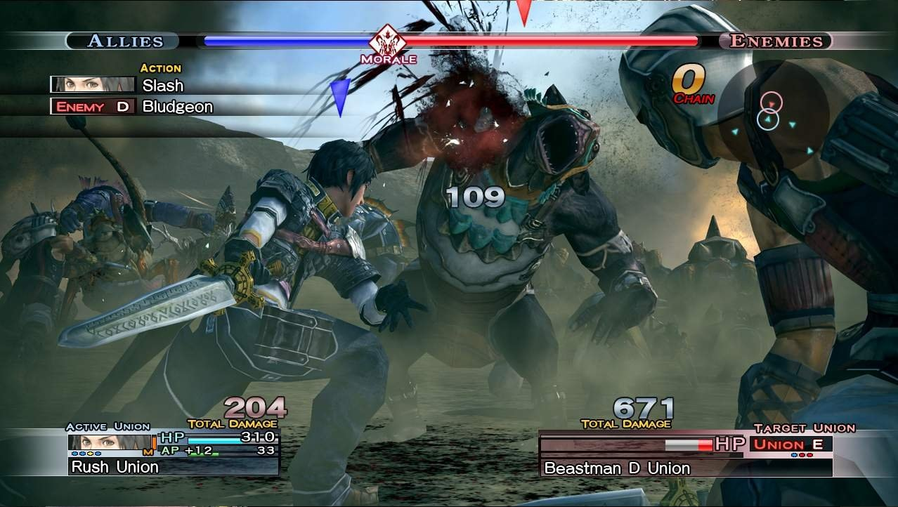 L'enorme JRPG The Last Remnant sbarca su Android e iOS...in Giappone (video)