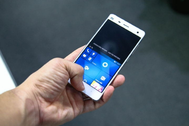 Windows 10 Mobile su Xiaomi Mi4 - 5