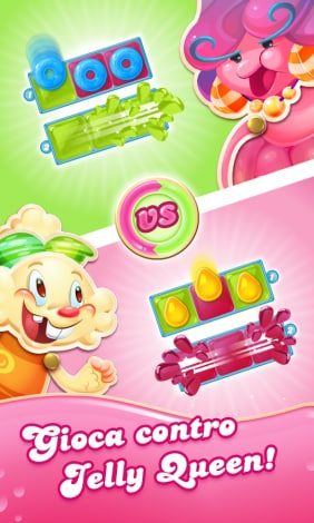 Candy Crush Jelly Saga - 1