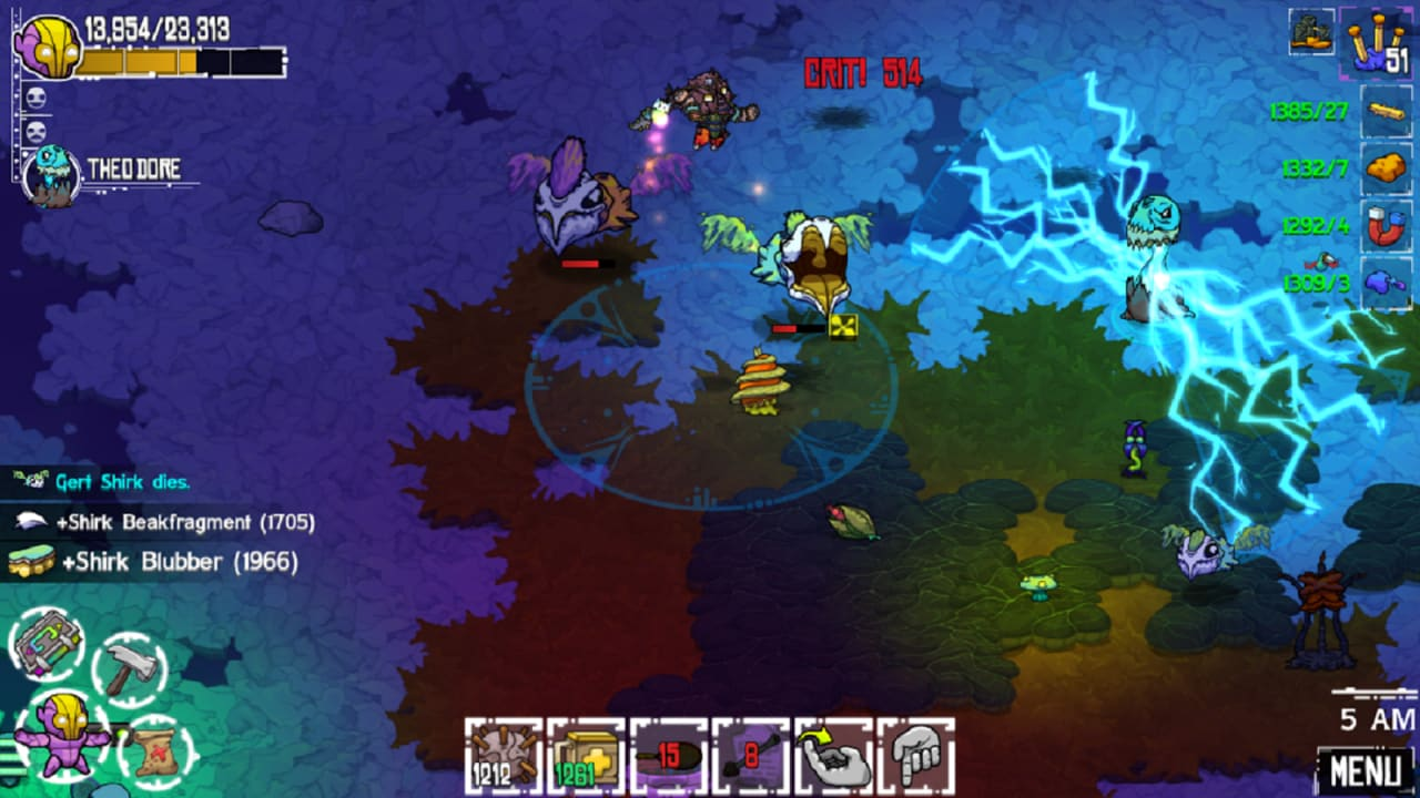 Crashlands screenshot - 1