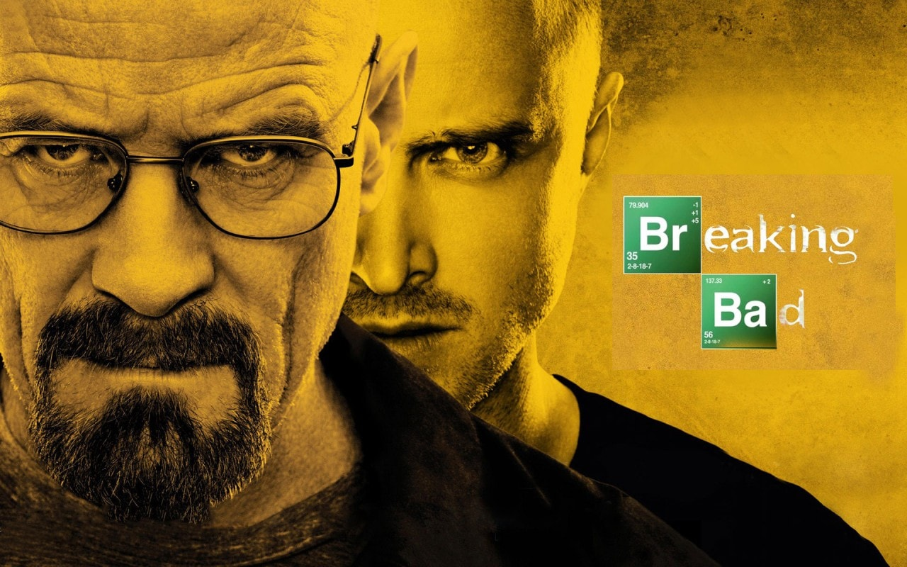 Breaking Bad Copertina