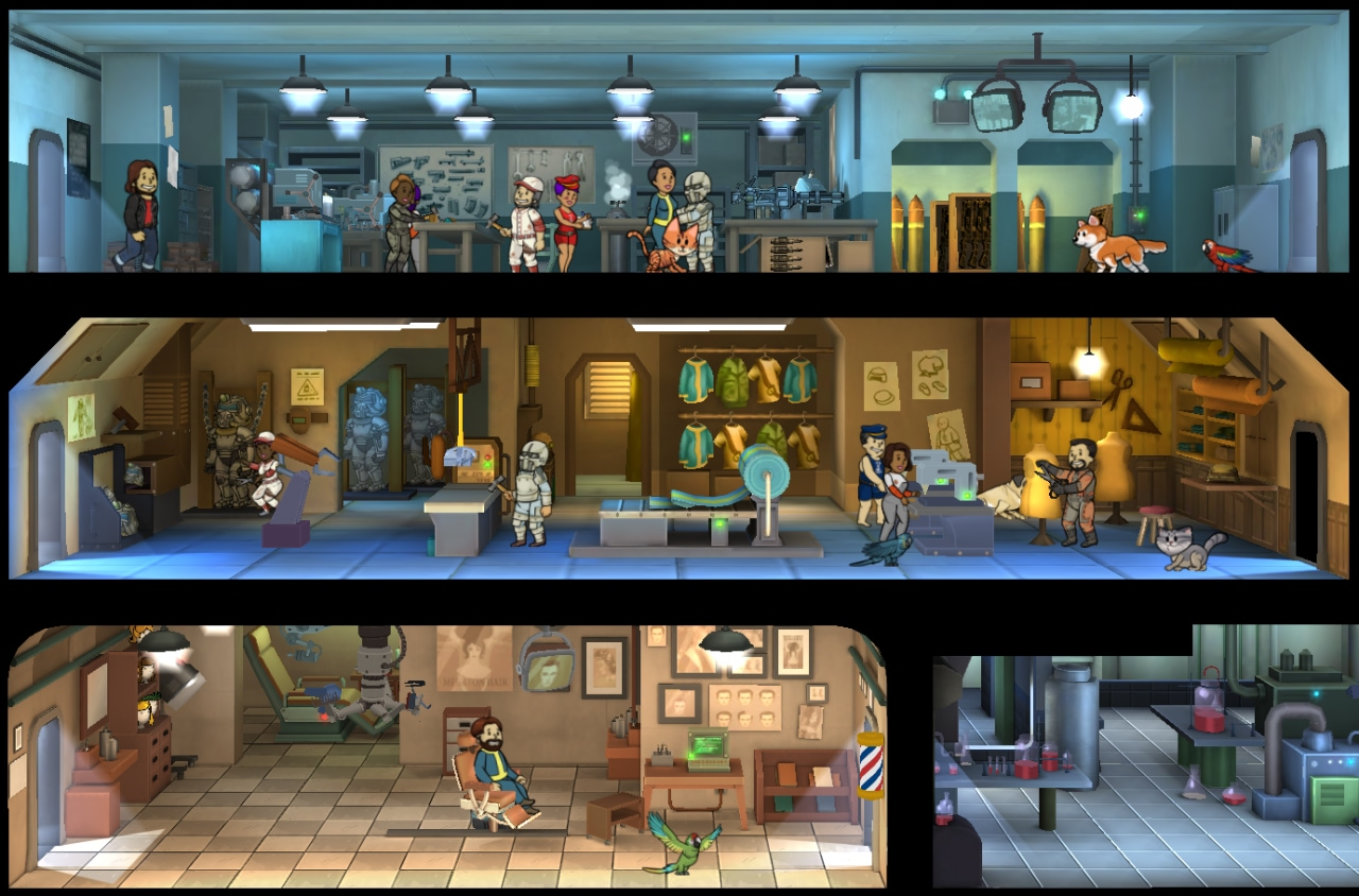 Fallout Shelter update marzo 2016 - 5