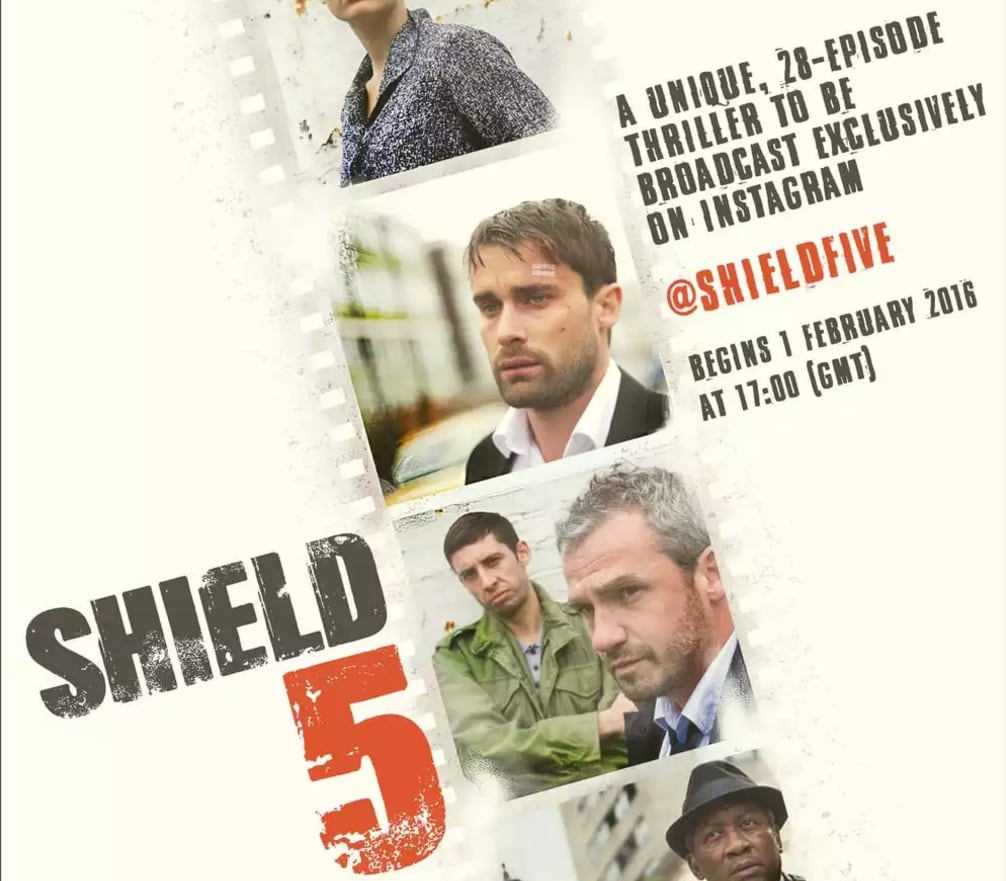Shield 5 Instagram