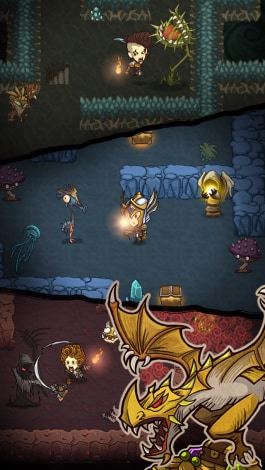 The Greedy Cave (3)