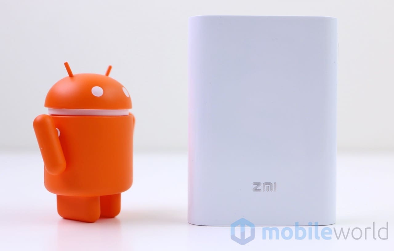 Xiaomi ZMI Powerbank Router - 1
