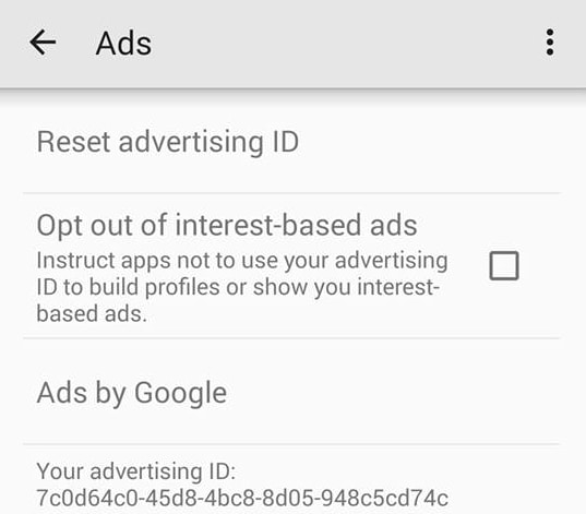 android-ad-ID