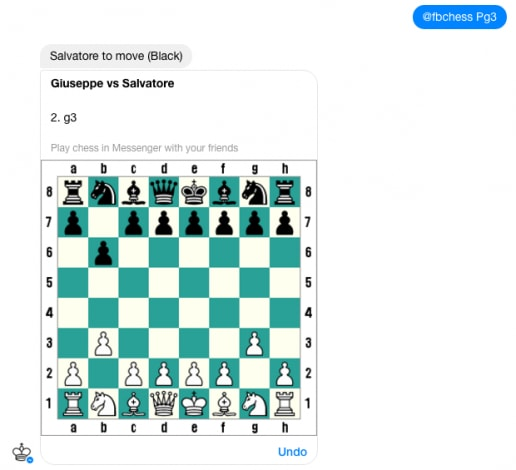 fbchess bot messenger