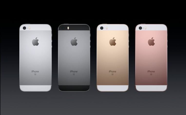 Apple iPhone SE annuncio - 3