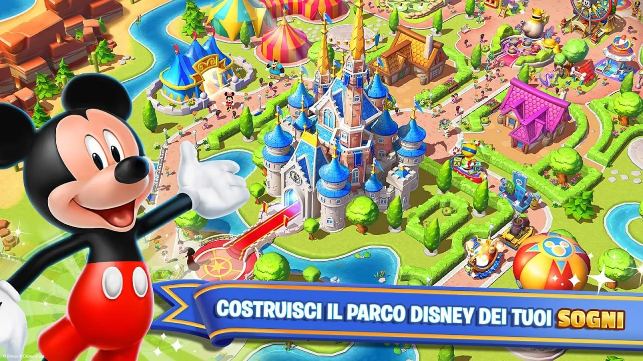 Disney Magic Kingdoms - 6